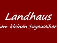 Landhaus am kleinen Sägeweiher