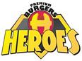 Heroes Premium Burger