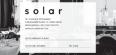 Gutschein Musterbild Solar