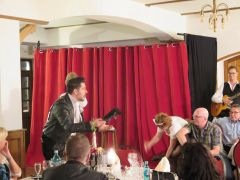 Krimi Comedy Dinner vom Feinsten im Hotel & Restaurant Eurohof