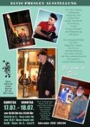 Elvis Ausstellung am 17. und 18 Juli auf der Wasserburg Lüttinghof