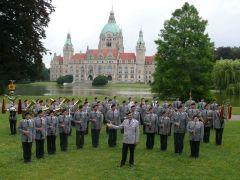 Benefizkonzert des Heeresmusikkorps 1 im Potpourri im Kurhaus