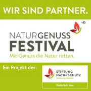 NATURGENUSSFESTIVAL 2018 auf dem Antik-Hof Bissee: NATURGENUSS-Menü vom 26. August bis 30. September