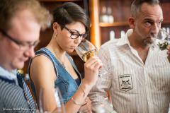 Wein-Sensorik-Seminar im Restaurant Hardthaus