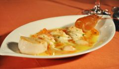 Gourmet Nacht der Krebse im Gourmet Restaurant Lanz