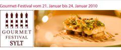 Gourmet Festival im Landhaus Stricker auf Sylt