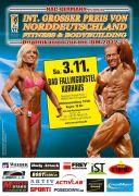 Großer Preis von Norddeutschland Fitness und Bodybuilding im Potpourri im Kurhaus