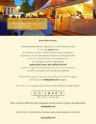 GOLLNER'S PRIVATE DINING