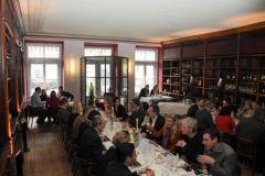 SOS Kinderdorf Degustationsmenü im Restaurant Hardthaus