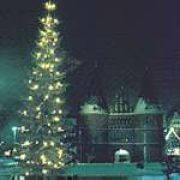 Weihnachten im Restaurant Heinrichs